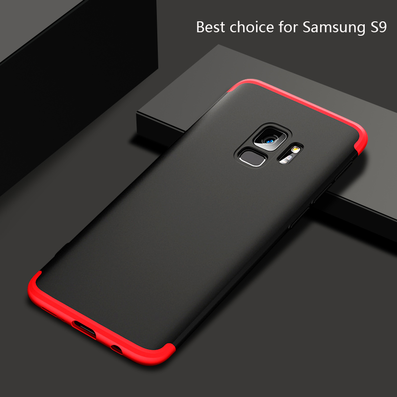 PC Protection Shockproof Hard Cover 2018 New Shell Galaxy S9 Plus Slim Case